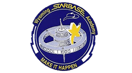Wyoming STARBASE Academy logo